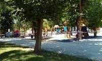 Herencia reabre sus parques infantiles bajo un protocolo diario de limpieza y desinfección