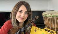La profesora de la UCLM María José Sánchez Parra enseñará música en Clan Televisión