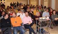 Trabajar por mantener lo conseguido, avanzar en igualdad y luchar por los derechos de las mujeres, compromiso de la alcaldesa de Alcázar
