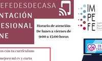#IMPEFEdesdeCasa busca acercar la orientación laboral a las personas desempleadas de Ciudad Real