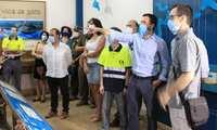 La Junta reafirma su compromiso por la conservación y la seguridad en el Parque Natural de las Lagunas de Ruidera con una inversión de casi tres millones de euros