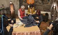 'Maestros de la costura'llegó a su máxima audienciade la temporada en Sigüenza
