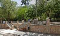 Un hombre de 23 años resulta herido por arma blanca en el parque de la Concordia de Guadalajara