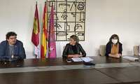 La alcaldesa y las entidades sociales dan los primeros pasos para poner en marcha el Pacto de la Inclusión Social de Toledo