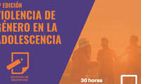 Desde el viernes se podrá solicitar plaza en el curso sobre violencia de género en la adolescencia de Ciudad Real