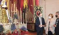 El Gobierno de Castilla-La Mancha muestra su apoyo a la Semana Santa  de Herencia  y felicita a las hermandades por su trabajo durante todo el año