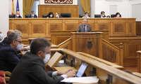 El Pleno rechaza la enmienda a la totalidad del PP al Proyecto de Ley de la Cámara de Cuentas