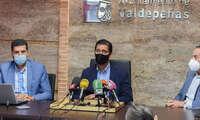 La Diputación de Ciudad Real impulsa la eficiencia energética en Valdepeñas con proyectos fotovoltaicos en cuatro edificios municipales