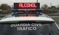 7 de cada 10 conductores que dieron positivo en alcohol se detectaron en controles preventivos