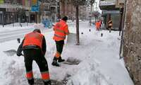 El alcalde de Guadalajara solicita que la Unidad Militar de Emergencias colabore en el dispositivo contra la nieve y el hielo