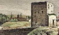 La leyenda de los amantes del Torreón del Alamín, detalle monumental de diciembre en las visitas turísticas a Guadalajara