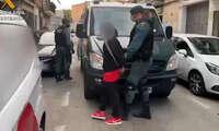"""La Guardia Civil desarticula la cúpula y los """"bloques"""" más importantes de la banda criminal de origen latino BLOOD en España"""