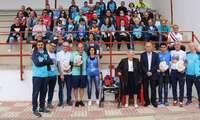 El atleta popular, Asterio Muela, recibe en Alcázar el homenaje póstumo del Club Maratón Altomira