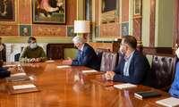 La Diputación de Ciudad Real incrementará su colaboración en la promoción del queso manchego