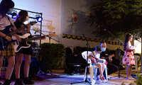 La Cochera CAM de Quintanar concluye el curso con un gran concierto