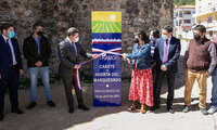 El Gobierno regional finaliza las obras de mejora de la CM-2106 entre Cañete y Huerta del Marquesado