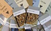 """La colección literaria de la BAM """"Ojo de Pez"""" alcanza su número 100 con la obra """"Tratado de piedras"""""""