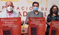 El Encuentro de Poesía Española vuelve a Almagro con destacados cantautores y poetas del panorama nacional