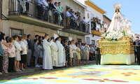 Villamayor suspende por segundo año sus Fiestas de Mayo, aunque adornará las calles y cantará los mayos a la Virgen del Rosario