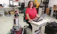 La exalumna de la UCLM Blanca Quintana obtiene el premio a la mejor tesis doctoral en visión por computador que concede el Comité Español de Automática