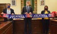 La Diputación de Toledo colabora con el Soliss Fútbol Sala Talavera y su contribución al éxito del deporte talaverano