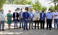 Ruidera y La Solana ofrecen a los caravanistas sendas áreas dotadas de los mejores servicios y de la última tecnología