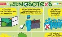 """La concejalía de Infancia y Adolescencia de Alcázar inicia una campaña de educación para la salud """"De nosotrxs para nosotrxs"""""""