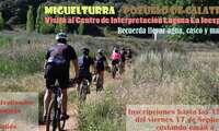 La 'Ruta Mountain Bike Familiar' pondrá punto y final al programa deportivo de la Feria y Fiestas de Miguelturra 2021