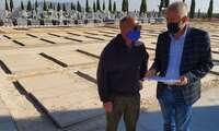 Valdepeñas invierte este año 170.000 euros en ampliación y mejoras del cementerio municipal