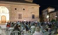 La Banda de Música de El Toboso ofreció un emotivo concierto en homenaje a los Mayores