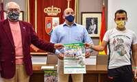 El Ayuntamiento de Pozuelo de Calatrava, muestra su apoyo a Emeterio Flox y su solidaridad con la lucha contra el cáncer
