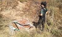 La Guardia Civil auxilia a un hombre que se lanzó a un pozo para rescatar a su perro en Olías del Rey