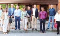 Investigadores de la UCLM consiguen avances prometedores en su prototipo de electrolizador de agua para producir hidrógeno verde