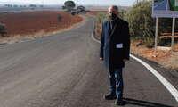 Valdepeñas arregló el pasado año 34 kilómetros de caminos rurales del término municipal