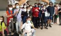 Unos 650 escolares y personas con discapacidad visitan FERCATUR 2021