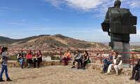 El proyecto 'Geoparque Volcanes de Calatrava: Ciudad Real' organiza visitas guiadas para conocer el pasado volcánico de Ciudad Real, en otoño