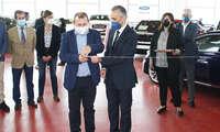 La IX Feria del Automóvil de Ocasión de Puertollano recupera la actividad de La Central