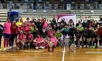 Alrededor de 250 deportistas de 18 equipos han participado en el Torneo Junta de Comunidades cuyas competiciones femeninas concluyen hoy