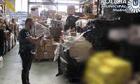 Desarticulado un grupo criminal especializado en el robo de mercancía de camiones estacionados en áreas de descanso