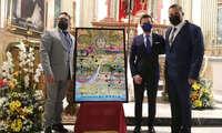 El artista ciudadrealeño Jesús Calzada se cuela en la primera línea de cartelistas andaluces