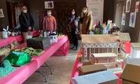 El Museo FORMMA de Alcázar expone los trabajos del proyecto Erasmus Plus en el que participa el colegio El Santo