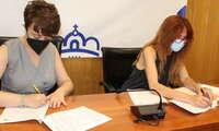 El Ayuntamiento de Socuéllamos firma el convenio de colaboración con Afymos