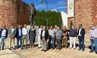 El premio Nobel de Física, Michel Mayor, visita Alcázar de San Juan