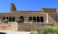 Iglesia de la Asunción de Pinilla de Jadraque ¿Qué hace un tritón como tú en un templo como éste?