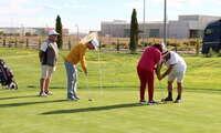 IV Torneo de Golf de Salud Mental para conmemorar en Alcázar de San Juan el Día Mundial de la Salud Mental