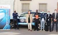 La Policía Local de Alcázar cuenta con un nuevo coche patrulla