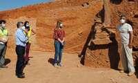 """Irla: """"Que el Cerro de las Cabezas se convierta en parque arqueológico servirá de motor turístico"""""""