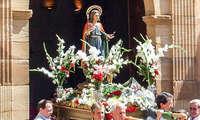 Mestanza recupera en parte y con moderación sus fiestas en honor a San Pantaleón