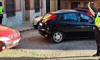 Imputado en La Solana un conductor por circular con el carnet retirado