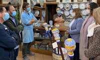 Una página web promocionará la cerámica de Talavera de la Reina y El Puente del Arzobispo